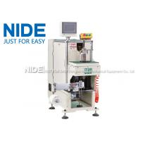 Wholesale NIDE High Quality stator coil lacing machine with CNC control design and HIM program from china suppliers