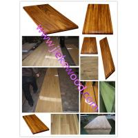 Wholesale sell iroko  wood  kitchen worktops from china suppliers