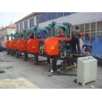 China quality Multiple Heads Horizontal Band Resaw band saw mills machine low cost