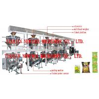 Wholesale 4000 Bag/Hour Automatic Food Packing Machine With PLC Controller / Double Servo Motor from china suppliers