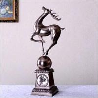 Wholesale Animation figures and sculptures in bronze, brass and metal-alloy that can be patinate / imitate in the appearance of ox from china suppliers