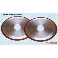 Wholesale Resin Bond CBN Grinding Wheels - CBGW07 from china suppliers