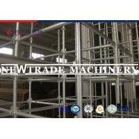 Wholesale Fixed Type Steel Ring Lock Scaffolding System Multi-Pole for Water Tower from china suppliers