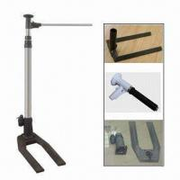 Buy cheap 600cm Telescopic Pole with Car Wheels Base, Portable from wholesalers