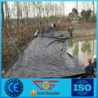 Wholesale HDPE geomembrane fish pond liner1.5mm from china suppliers