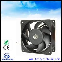 Wholesale AC 16062 Explosion Proof Exhaust Fan / Metal High Speed  Brushless Cooling Fans 160mm X 160mm X 62 mm from china suppliers