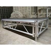 Wholesale 4*8 Feet Assembly Outdoor Used Portable Anti slip Aluminum and Wooden Wedding Stage from china suppliers