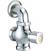 """Wholesale Button Self Closing Toilet Flush Valve Matching With G1"""" Or G3/4"""" Inlet For Squat Pan from china suppliers"""