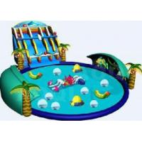 Wholesale water park/aquatic paradise water playground/airtight inflatables from china suppliers