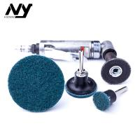 Quality P150 Medium 3m Twist Lock Sanding Disc 5000 ~ 9000 RPM Machinery Paints Removing for sale