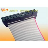Wholesale Flexible 40 Pin IDC Ribbon Cable , Flat Ribbon Cable For Data Transfer from china suppliers