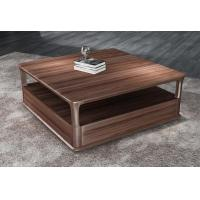 Wholesale 2017 New Walnut Wood Case Good Furniture Design Living room Coffee table& Tea table with Storage side Drawers from china suppliers