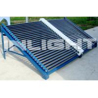 Wholesale 50tubes non-pressurized vaccum tube solar collector with stand frame from china suppliers