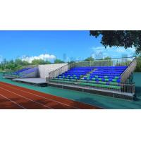 Wholesale Aluminum Alloy Portable Stadium Seats For Bleachers Commercial Design from china suppliers