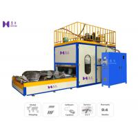 Wholesale 1.5T Max Pressure Mat Welding Machine 35KW Remote Control 650×500 MM Welded Area from china suppliers