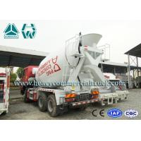 Wholesale Commecial Mobile Concrete Mixer Truck With Self Locked System 290 HP - 420 HP from china suppliers