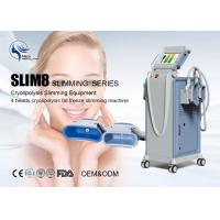 Wholesale Body Tightening Cryolipolysis Machine Cryotherapy Fat Burning Equipment 800W from china suppliers
