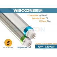 Wholesale 5 Feet T5 LED Replacement Tubes Light Ra80 Milky Cover With 3000K-6500K CCT from china suppliers