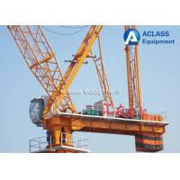 Wholesale Split Mast Section Luffing Jib Tower Crane Construction Heavy Equipment from china suppliers