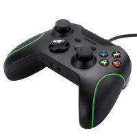 Wholesale Factory cheap wired Xbox one controller gamepad joystick black color 1.2M cable from china suppliers