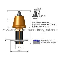 Wholesale Road Cutter Machinery Asphalt Milling Machine Teeth Wirtgen W4 from china suppliers