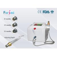 Wholesale 200W High Energy Output Fractional RF MicroNeedle Machine Thermolysis  for Collagen regeneration from china suppliers