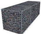 Quality Galvanized wire mesh Galfan Coated Welded Gabion Box with ISO9001 approvals for sale