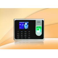 Wholesale CE  thumb impression attendance machine , employee fingerprint attendance management system from china suppliers