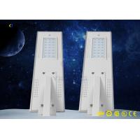 Wholesale All-in-one Led Solar Street Lights with Long Lighting Time IP65 CE ROHS 3 Years Warranty from china suppliers