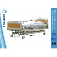 Wholesale Customized Foldable Manual Hospital Bed ABS Head And Foot board from china suppliers