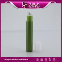 Buy cheap luxury 15ml roller pen for eye serum with stainless steel ball from wholesalers