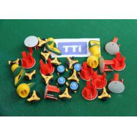 Wholesale Precision Double Color Injection Moulding Parts Producion With PP TPE Material from china suppliers