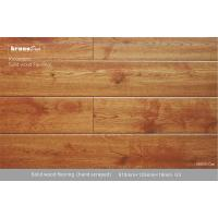 Wholesale Oak E0 Mixed Grade Antique Wood glueless Flooring with Density 0.69 - 0.79g / cm3 from china suppliers