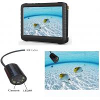 Wholesale 30M Cable Night Vision Mini Underwater Fish Finder Camera And 5inch DVR from china suppliers