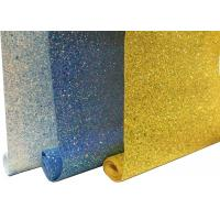 Buy cheap Glitter Synthetic Leather Fabric For Wallpaper Covering For Bags Shoes,DIY Decoration Material from wholesalers