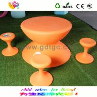 Wholesale Modern Design Indoor Kids Chair And Stool Weatherproof for Garden from china suppliers