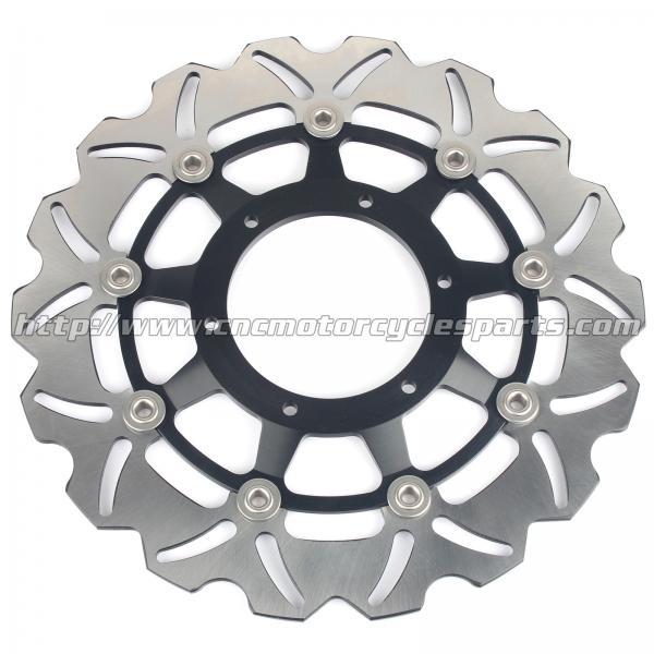 296mm Front Brake Disc Rotor for Honda GL GOLD WING 1800 01-16 VFR 800 F Fi Interceptor/ABS 00 01 02 03 04 05 06 07 08 09 10 11