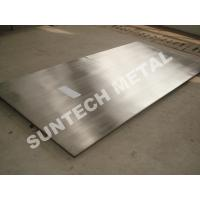 Wholesale N10675 B-3 / SA516 Gr.60 Nickel Alloy Clad Plate Auto polished from china suppliers