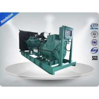 Wholesale 1005Kw Open Type  water cool Genset / Cummins Diesel Generator Set with copper bar & PMG from china suppliers