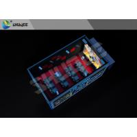 Wholesale Minitype Thrilling Action Ride Imax Movie Theaters Interactive 5D Cinema With Cabin from china suppliers