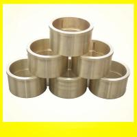 Wholesale Tin bronze , silicon brass sleeve bushing machining parts electro-plating from china suppliers