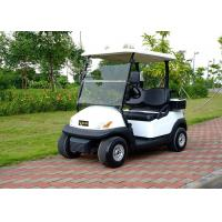 Wholesale Small Electric Club Car Golf Buggy Two Seater , 25-30 Km/H Maximum Speed from china suppliers