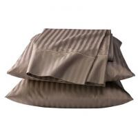 Buy cheap Customized King Size / Queen Size Home Bed Sheet Sets with 450TC Dobby Fabric from wholesalers