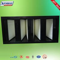 Wholesale HEPA h13 mini pleat combined filter air purifier hepa filter from china suppliers