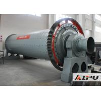 Wholesale Dry Type Heavy Duty Industrial Mining Ball Mill Machine / Gold Ball Mill from china suppliers