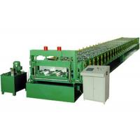 Wholesale 10M/MIN Metal Floor Deck Roll Forming Machine / Steel Deck Roofing Machine from china suppliers