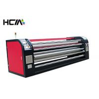Wholesale 220V / 380V Roller Heat Press Machine Apparel Calendar Sublimation Fabric Cut Piece from china suppliers