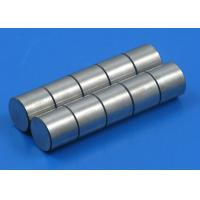 Wholesale Single Crystal Cast Alnico Magnet , Alnico 9 Crystal Magnet Used in Dectector OEM from china suppliers