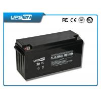 Wholesale 250ah Rechargeable Sealed Lead Acid Battery For Cable Television With CE Certificate from china suppliers