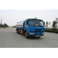 Wholesale Faw 6x4 220HP Carbon Steel Gasoline Delivery Truck , Crude Oil Truck from china suppliers